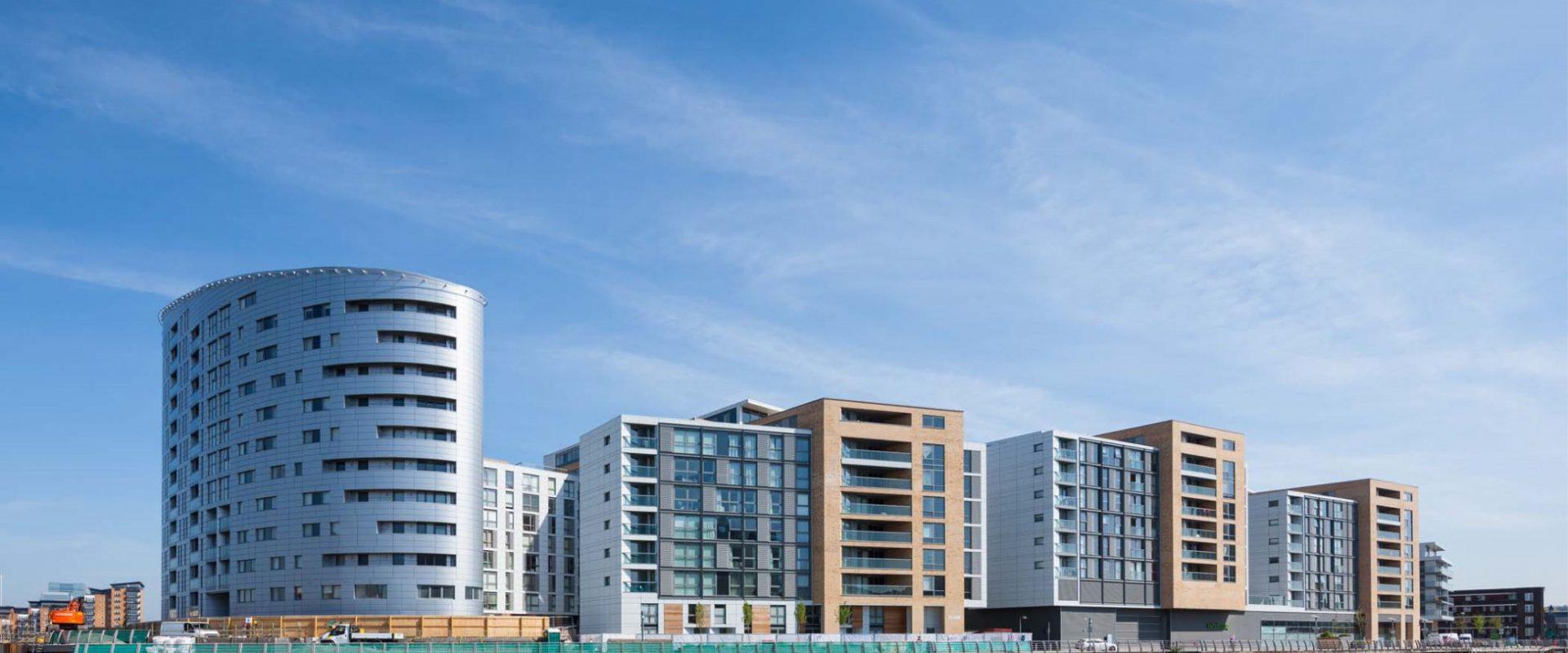 Greenwich Reach New Capital Quay