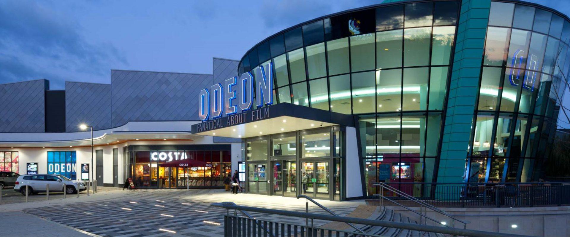 Odeon Trowbridge Glazing and Curtain Walling