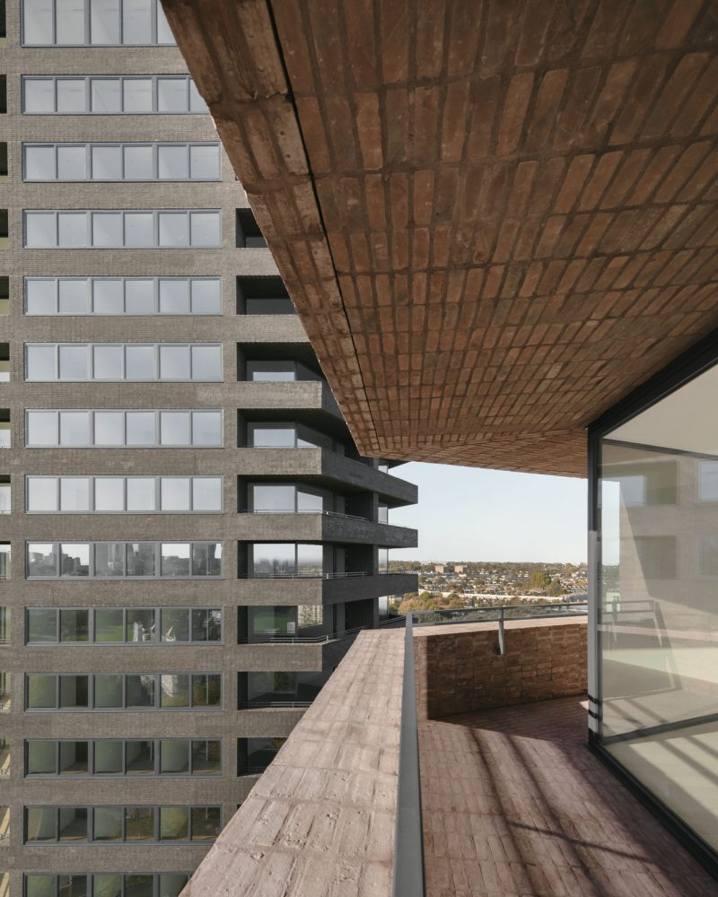 One Parkside, Hoxton 3