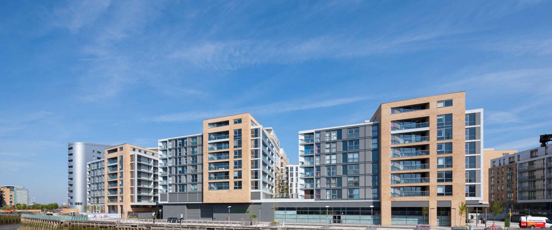 Greenwich Reach New Capital Quay 2