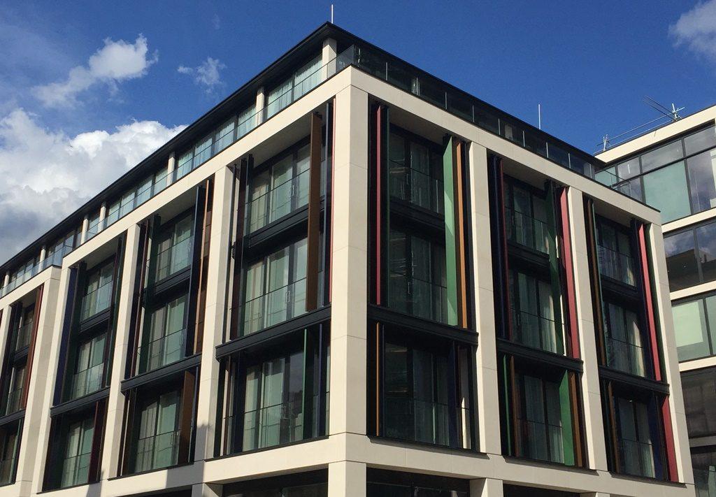 Chiltern Street Windows and Glazing