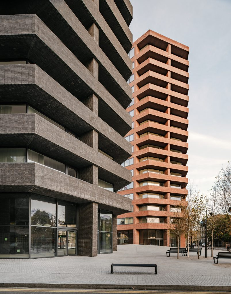 One Parkside, Hoxton 2